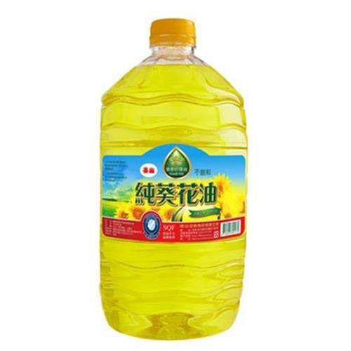 《泰山》健康好理由不飽和純葵花油(5L/瓶)