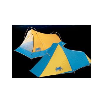 RHINO 犀牛 U700 頂級帳蓬U系列 - 二人高防水輕便帳篷(藍/黃)