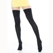 《【KEROPPA】》可諾帕流行膝上大腿女襪(2雙(專利產品)92002-C58)
