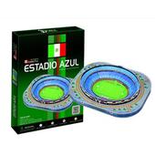 《3D建築拼圖》中階暢銷版 - 墨西哥阿蘇爾球場(個)
