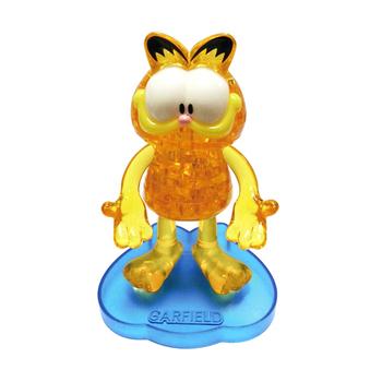 3D水晶拼圖 3D水晶拼圖 - 益智啟發系列 - 加菲貓(個)