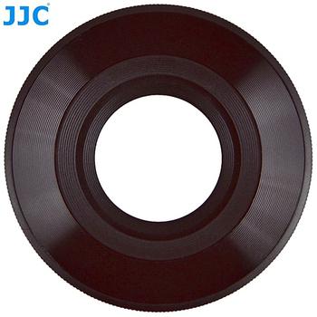 JJC Olympus自動鏡頭蓋MZD 14-42mm自動鏡蓋1:3.5-5.6自動蓋自動鏡前蓋自動賓士蓋M.ZD,替代37mm鏡頭蓋(Z-O14-42 BLACK)