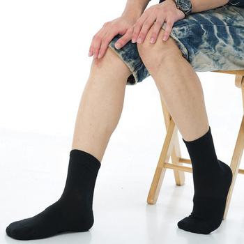 ★結帳現折★【KEROPPA】 可諾帕寬口萊卡運動襪(3雙C98002黑)