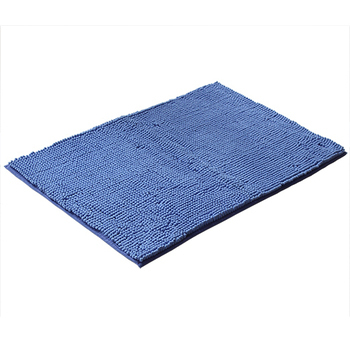 《巴芙洛》雪尼爾高密度吸水踏墊(50×80公分顏色隨機)