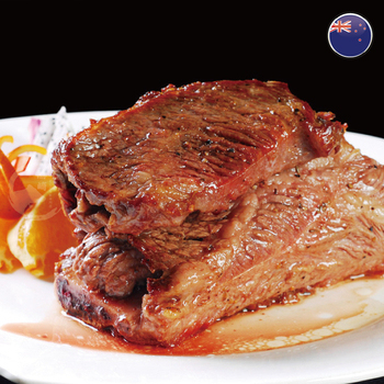 欣明生鮮肉品 巨無霸帶骨台塑牛小排~熟食(630公克±10%/支)