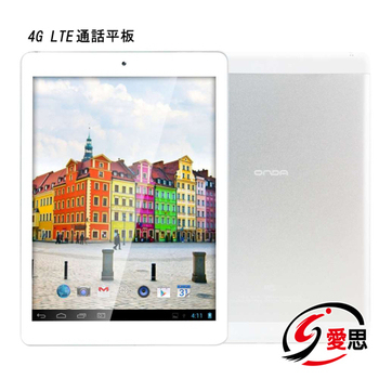 IS Air2 4G LTE 9.7吋聯發科八核心通話平板32GB/2G-送觸控手套+8G記憶卡(4G LTE 版)