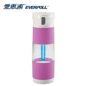 《愛惠浦》EVERPOLL Water UV生飲隨身瓶 UV-905 (蘭花紫)(UV905)