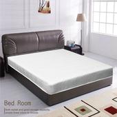 《AGNES 艾格妮絲》高碳鋼一夜好眠彈簧床墊-雙人加大(6尺)