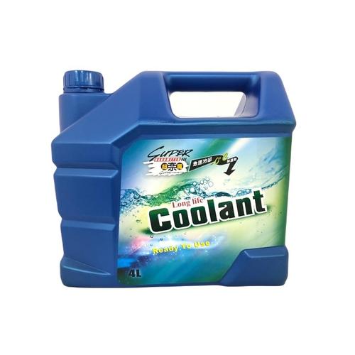 超奈魔汽車水箱速冷劑4L(4L)