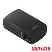 《BUFFALO》4.2A 大電流 USB 充電座(4port)-2入組