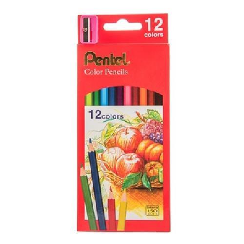 飛龍12色色鉛筆