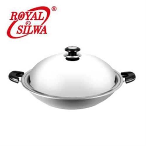 皇家西華 五層合金炒鍋(40cm雙耳ARO574607)