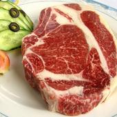 《欣明生鮮肉品》美國安格斯嫩肩沙朗牛排~比臉大(600公克±10%/片)