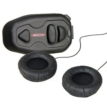 《BIKECOMM 騎士通》BK-S1 PLUS 安全帽專用藍牙耳機 (送安全帽用金屬夾具)(軟線麥克風)