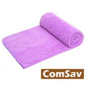 《ComSav》超輕盈柔軟舒適浴巾 - 紫色