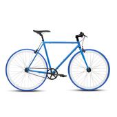 《BIKEONE》V4 26吋單速車 英式時尚經典款-平把(藍)