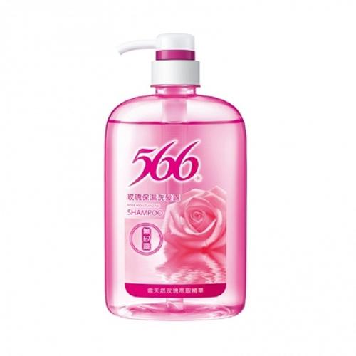 566 玫瑰保濕洗髮露(800g/瓶)