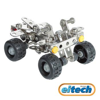 德國eitech 益智鋼鐵玩具-越野沙灘車(C63)