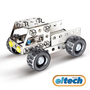 德國eitech 益智鋼鐵玩具-迷你卡車(C58)