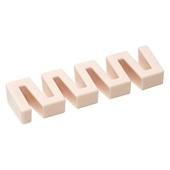 《島民》N型牙刷架(粉紅色)(1個/袋)