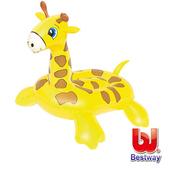 《Bestway》長頸鹿充氣座騎