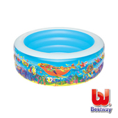 《Bestway》海底世界充氣水池直徑152cm