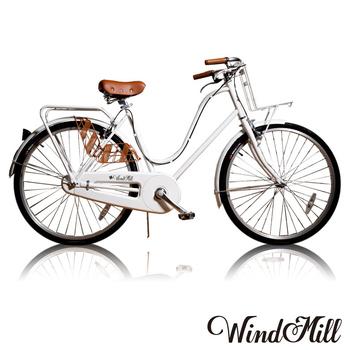 WindMill 歐洲經典復刻版復古車 Breeze(香草白)