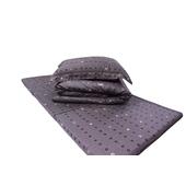 《Inaian》貴族六件式-記憶床墊+枕頭+被組(3*6)