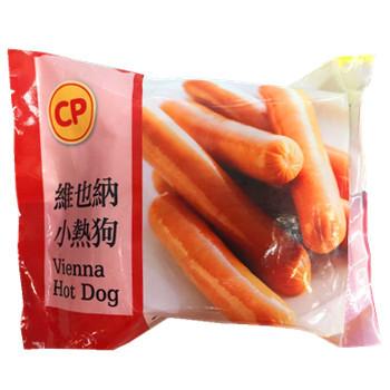 卜蜂 維也納小熱狗(500g/包)