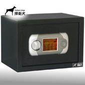 《捍衛犬》液晶式保險箱-中 HD-4564