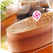 《波納爾舒芙蕾》金箔-濃情巧克力(350±20公克/條)