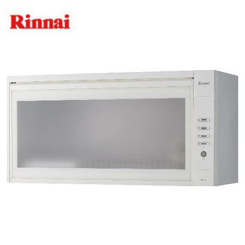 林內 RKD-390S 懸掛式臭氧烘碗機 90CM(烤漆白-90CM)