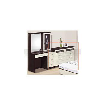 承鑫塑鋼傢俱 八抽櫃防水斗櫃(照片色)