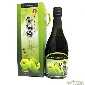 《草本之家》青梅精超大瓶500ml