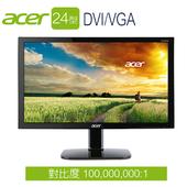 《Acer宏碁》KA240HQ 24型 雙介面低藍光液晶螢幕 $3188