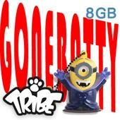 《義大利TRIBE》小小兵 8GB 隨身碟-吸血鬼小小兵