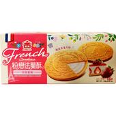 《義美》草莓法蘭酥(132g/盒)
