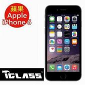 《TWMSP》T.Glass Apple iPhone 6 4.7吋 (黑) 2.5D 平面滿版玻璃 9H 疏油疏水螢幕保護貼