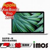 《TWMSP》★全世界第一款★iMOS Apple MacBook Pro 15吋 3SAS 超疏水疏油保護貼