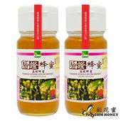 《彩花蜜》台灣養蜂協會驗證-荔枝蜂蜜700g(2入組)