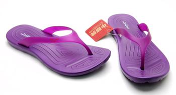 牛頭牌拖鞋-果凍拖#913280#(紫6)
