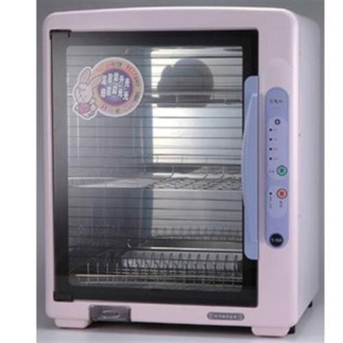 台熱牌 三層紫外線殺菌烘碗機T-768