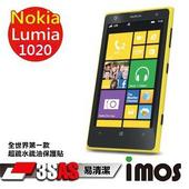 《TWMSP》★全世界第一款★iMOS 諾基亞 NOKIA Lumia 1020 3SAS 防潑水 防指紋 疏油疏水 螢幕保護貼
