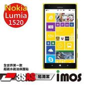 《TWMSP》★全世界第一款★iMOS 諾基亞 NOKIA Lumia 1520 3SAS 防潑水 防指紋 疏油疏水 螢幕保護貼