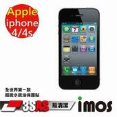 《TWMSP》★全世界第一款★iMOS Apple iPhone 4 / 4s 正面 3SAS 防潑水 防指紋 疏油疏水 螢幕保護貼