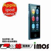 《TWMSP》★全世界第一款★iMOS Apple iPod Nano 7 3SAS 防潑水 防指紋 疏油疏水 螢幕保護貼