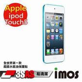 《TWMSP》★全世界第一款★iMOS Apple iPod Touch 5 3SAS 防潑水 防指紋 疏油疏水 螢幕保護貼