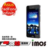 《TWMSP》★全世界第一款★iMOS 華碩 Asus PadFone Infinity 3SAS 防潑水 防指紋 疏油疏水 螢幕保護貼