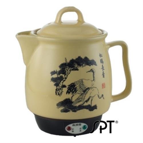 尚朋堂 陶瓷藥膳壺3.8L SS-3200