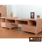 《日本直人木業》生活美學-白橡多功能電視櫃